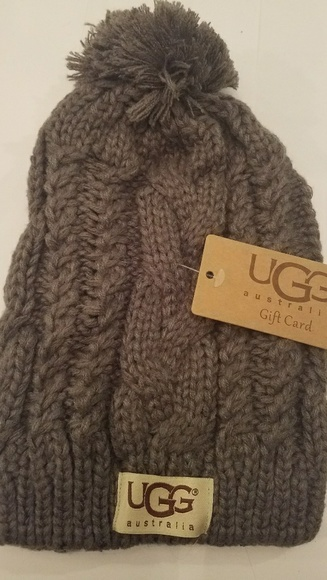 ca9fe6a1f61 Brand new UGG Beanie Winter Hat. M 5a7ce9ee3afbbd0996a3b860